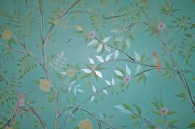 decorating chinoiserie design ideas kropyok home interior chinoiserie wallpaper come with blue leaf pattern chinoiserie theme mural wall and chinese