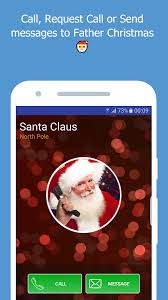 a call from santa claus android apps on play