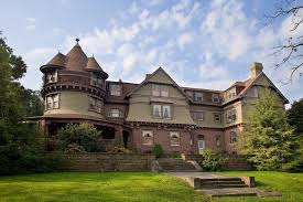 abandoned mansions for sale cheap rust belt mansions from an age of opulence