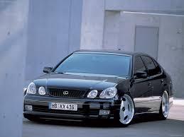 lexus sedan 2001 wald lexus gs 2001
