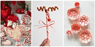 Christmas Candy Craft - elegant christmas candy cane decorations christmas decorations