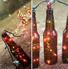 wine bottle christmas ideas 19 sustainable diy wine bottle outdoor decorating ideas