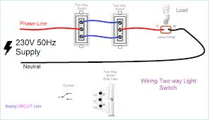 light wiring diagram mesmerizing two way lighting circuit