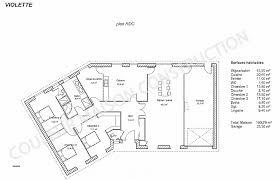 plan maison plain pied 100m2 3 chambres plan maison 120m2 3 chambres beautiful plan maison 100m2 hd