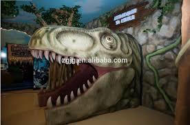 special entrance decoration shape dinosaur buy dinosaur