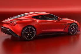 aston martin concept cars aston martin u0027s most beautiful car in years is the vanquish zagato