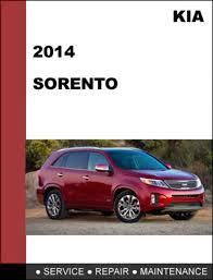 kia sorento 2015 workshop auto service repair manual pdf