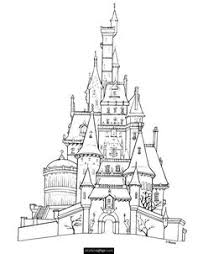 pictures beast coloring pages beauty beast