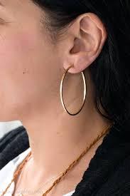 s baby earrings 22k gold hoop earrings s 22k gold baby hoop earrings watford