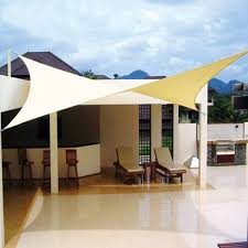 Patio Lawn And Garden 9 8 U0027x13 U0027 Rectangle Sun Shade Sail Uv Top Cover Outdoor Canopy
