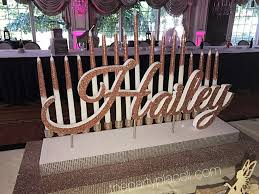 sweet 16 candelabra gold candelabra sweet 16 the party place li the party