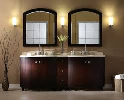 inspirational bathroom with arched framed mirrors 89 with bathroom