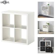 libreria kallax ikea kallax white 4 shelving unit display storage bookcase