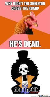 Rooster Jokes Meme - rmx anti joke chicken by john 92 meme center