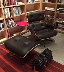 chair with built in ottoman eames style lounge chair and ottoman elegant chair chair with built