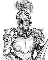 drawings of armor mar 10 826x1024 day 49 knightly knight