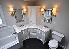 bathroom furniture ideas simple and surprising ideas corner bathroom cabinet zachary horne