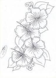 tattoo flower drawings flower tattoos flowers tattoos hawaiian tattoos draw flower tattoo