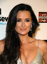 hair style from housewives beverly hills kyle richards photos photos the real housewives of beverly hills