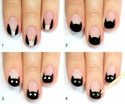 Nail Art Meme - halloween nail art id礬es easy to dip her nails into the