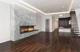 ideas excellent linear fireplace for elegant interior home decor all images