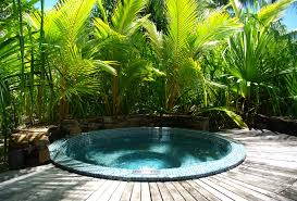 tropical garden ideas outdoor jacuzzi ideas tropical garden design ideas with fresh with
