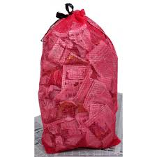 crawfish decorations mesh crawfish sack large 1260 mardigrasoutlet