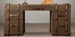 richards u0027 trunk collection beige canvas rh
