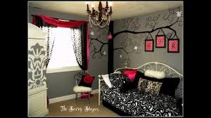 Bedroom Decorating Ideas For Teenage Girls by Teenage Bedroom Ideas Youtube