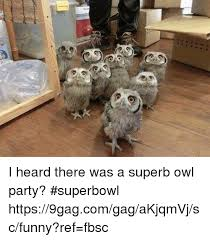 Superb Owl Meme - 25 best memes about superb owl superb owl memes