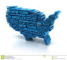 Map Of Usa With Major Cities by Map Of Usa Including Cities Foto Nakal Co
