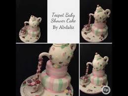 teapot cake by abdaliz youtube