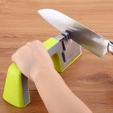 how to sharpen kitchen knives four stages kitchen knife sharpener scissors sharpening