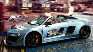 audi car company name 2013 audi r8 razor spyder gtr by ppi speed design review gallery