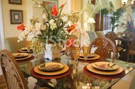 Dining Room Flower Arrangements - floral arrangements for dining room table photo of well the
