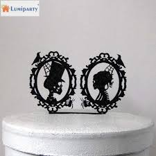 skull cake topper online buy wholesale wedding skull cake from china wedding skull