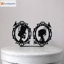 skull cake topper online buy wholesale wedding skull cake from china wedding skull