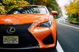 lexus new york fashion week 2017 lexus rc f and gs f test drive