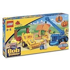 lego duplo bob builder 3297 scoop lofty building