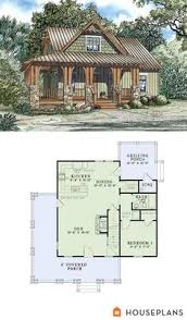 small cabin style house plans craftsman mountain house plan and elevation 1400sft houseplans