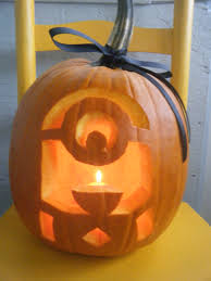 cute owl pumpkin carving pattern minion pumpkin http www kidzworld com article 27521 despicable