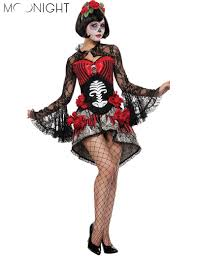 harlequin halloween costumes online get cheap womens clown halloween costumes aliexpress com