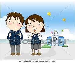 classmates search stock illustration of school classmates friend