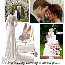 swan s wedding dress twilight wedding polyvore