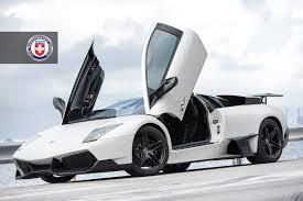 Lamborghini Murcielago Grey - murcielago superveloce on hre p107 part i