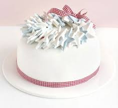 Christmas Cake Decorations Recipes by Decorative Stars Recipe Bbc Good Food