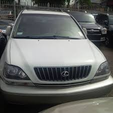 lexus rx300 roof rails sold white toks lexus rx300 autos nigeria