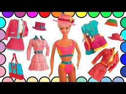 barbie princess coloring kids barbie princess dress