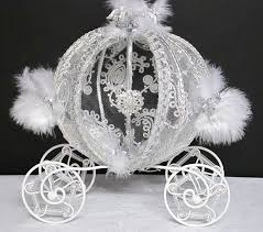 Cinderella Wire Carriage Centerpieces by Cinderella Carriage Best Wishes For Bride U0026 Groom Princess