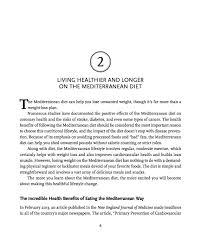 Mediterranean Style Diet Menu Mediterranean Diet For Beginners The Complete Guide 40
